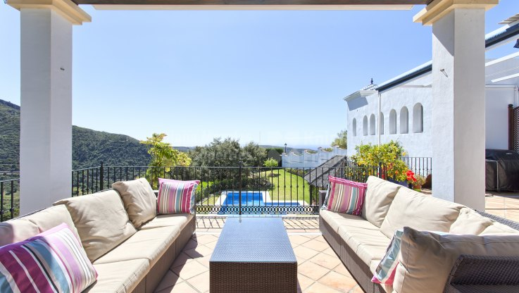 Villa en Monte Mayor Country Club - Villa en venta en Monte Mayor, Benahavis
