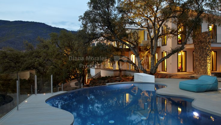 Stylish and Modern Villa In La Zagaleta - Villa for sale in La Zagaleta, Benahavis