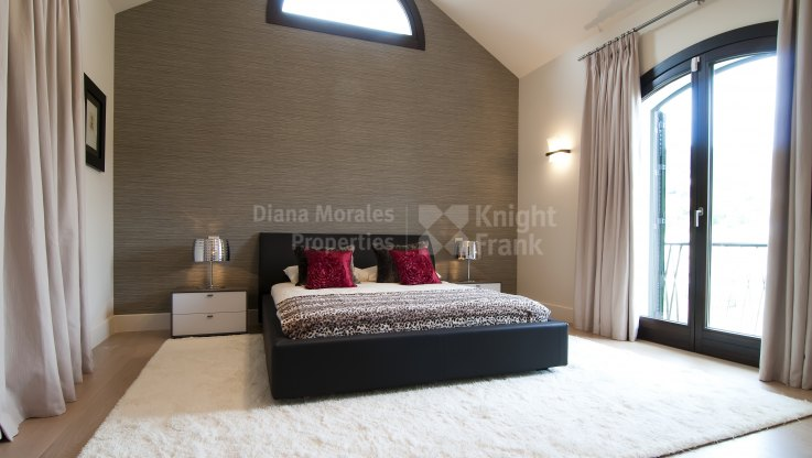 Fashionable Design Within El Madroñal - Villa for sale in El Madroñal, Benahavis