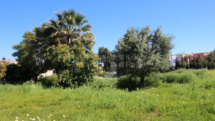 Valle del Sol, Large Building Plot Close To Golf