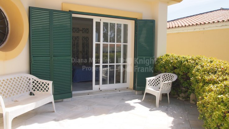 Villa next to the Beach - Villa for sale in Guadalmina Baja, San Pedro de Alcantara