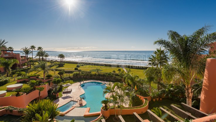Los Monteros, Prime Location on the Beachfront