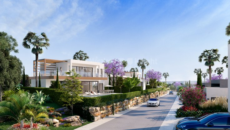 Arboleda - CONTEMPORARY GOLF VILLAS