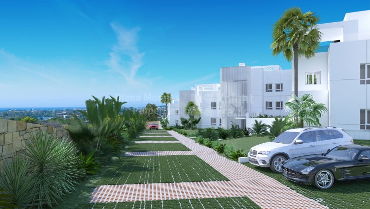 Le Caprice de la Quinta - 14 apartments and penthouses in La Quinta