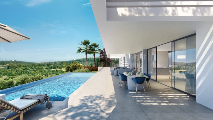 Los Flamingos Views, Villas de diseño moderno con vistas panorámicas