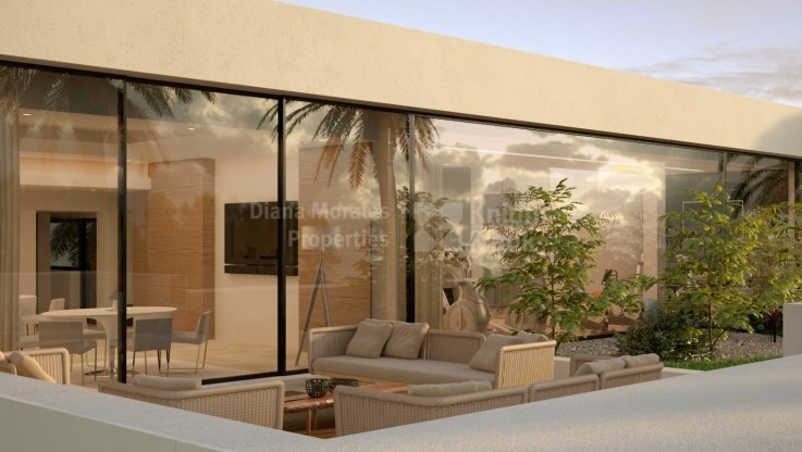La Finca 2 Townhouses - Residential 24 luxury Townhouses in Rio Real