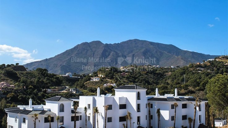 El Mirador de Estepona - 87-Unit Development with Sea Views