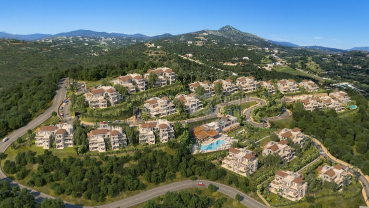 Marbella Club Hills - Elegant residential development next to Marbella Club Golf Resort