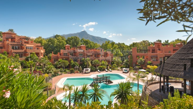Alminar de Marbella - Luxurious Apartments Near Puerto Banus