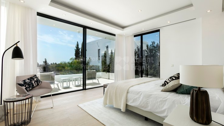 Concept 8 Marbella - 8 EXCLUSIVE RESIDENCES IN GATED COMMUNITY