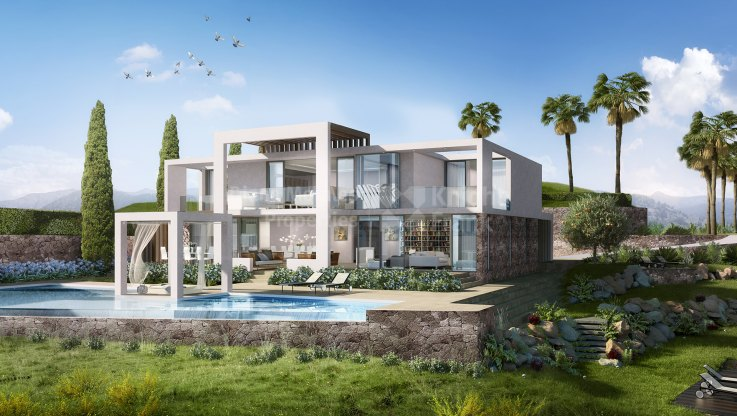 ICON Signature Villas, Modern Villa Development in Marbella East