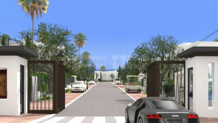 Los Olivos - Modern living within gated community