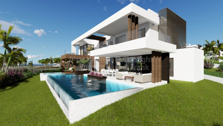 Villamar Luxury Villas, Project of 13 Luxurious and Modern Villas under Construction