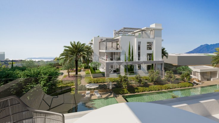 Syzygy Homes, Syzygy, luxury apartments for a new lifestyle between Marbella and Estepona