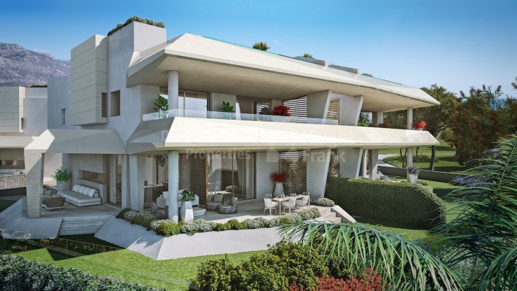 Celeste Marbella, New residential complex of luxury villas in the heart of Nueva Andalucía