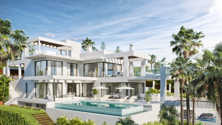 The View Luxury Villas - Objektentwicklung in Selwo