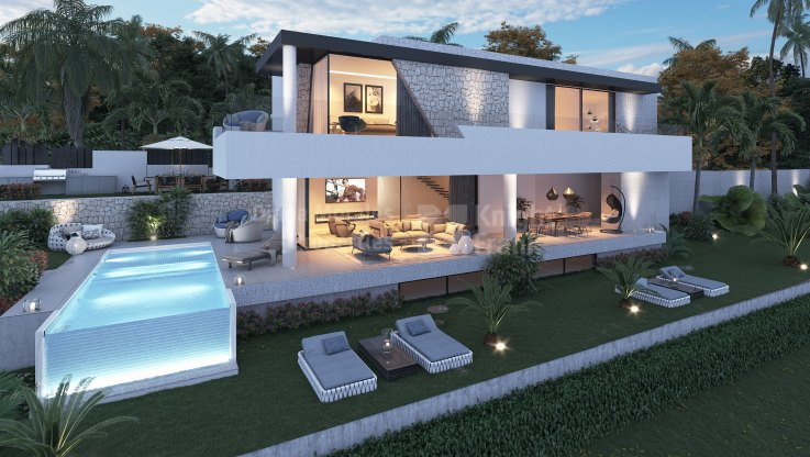 El Campanario, Development of 20 modern villas