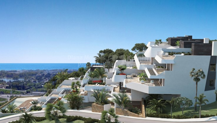 Fusion Vista, Sea views and spacious terraces
