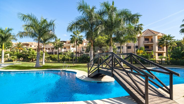 Apartment near Puerto Banus, Ready to Move in - Apartment for sale in Marbella - Puerto Banus