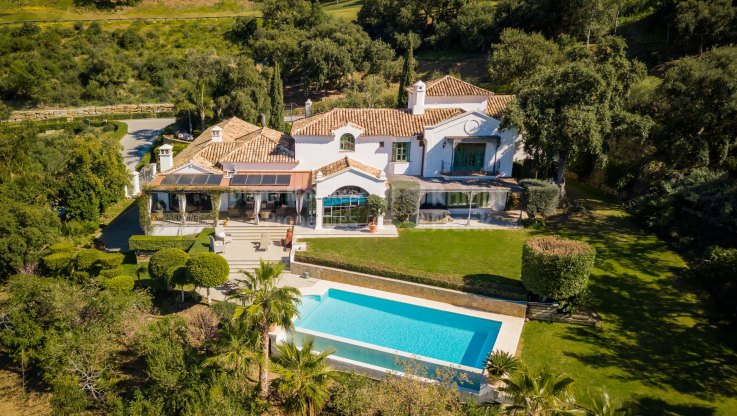 La Zagaleta, Fine Residence with Mountain Views