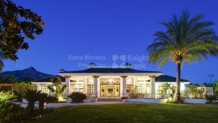 Aloha, Glamorous Villa in the heart of Marbella