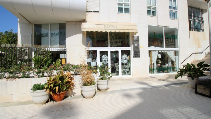 Marbella Centro, Premises for sale in Marbella