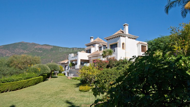 Estate in La Zagaleta - Villa for sale in La Zagaleta, Benahavis
