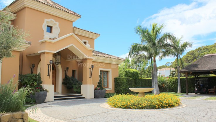 Un Remanso de Paz - Villa en venta en Marbella Club Golf Resort, Benahavis