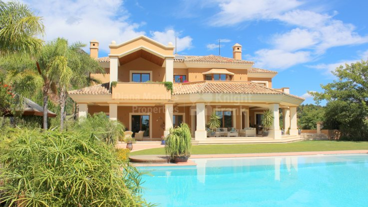 Absolutely Peaceful - Villa for sale in Marbella Club Golf Resort, Benahavis