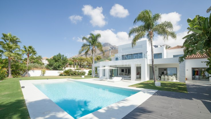 Top Quality Villa In Sierra Blanca - Villa for sale in Sierra Blanca, Marbella Golden Mile