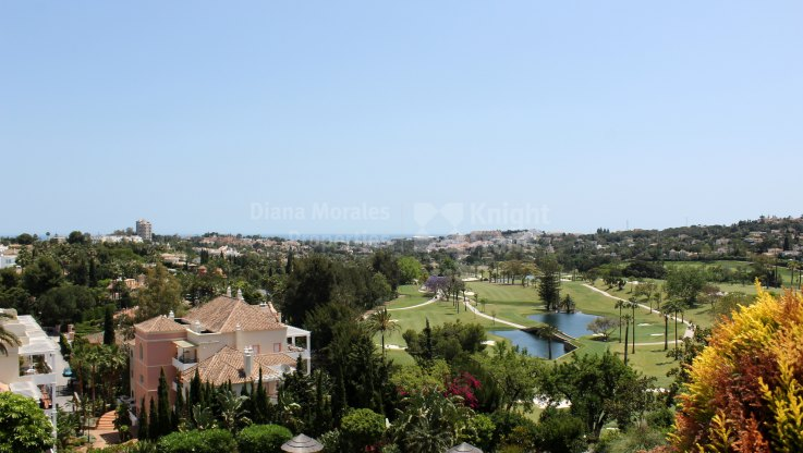 Hotel del Golf, Penthouse with Sea and Golf Views
