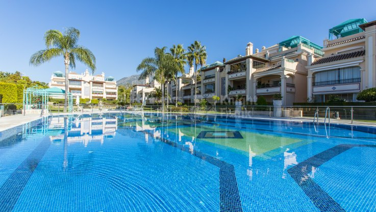 Apartment in The Golden Mile - Apartment for sale in Lomas de Sierra Blanca, Marbella Golden Mile