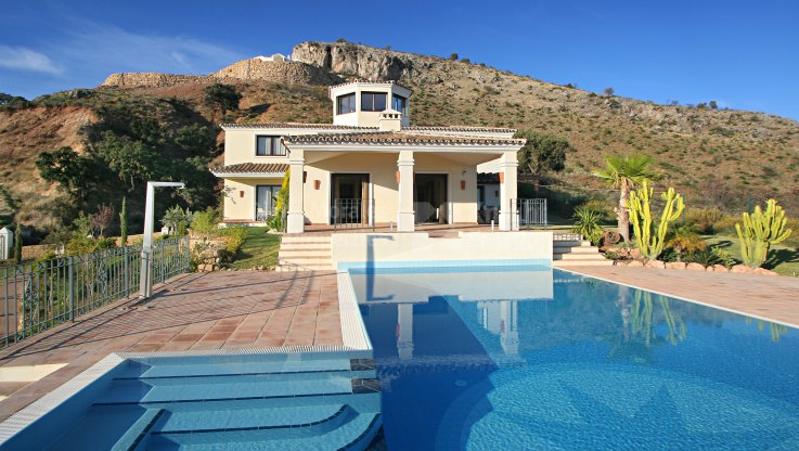Marbella Club Golf Resort, Villa In Golf Resort