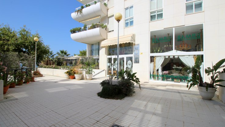 Marbella Centro, Premises for rent in Marbella