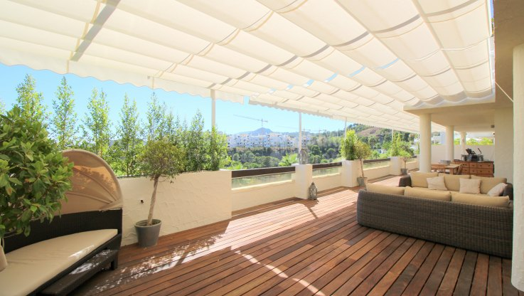 Smart and Modern Apartment in La Azalia - Apartment for sale in La Reserva de Alcuzcuz, Benahavis