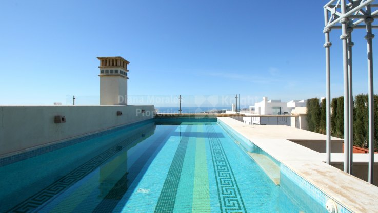 Luxury townhouse in Sierra Blanca - Town House for sale in Sierra Blanca del Mar, Marbella Golden Mile