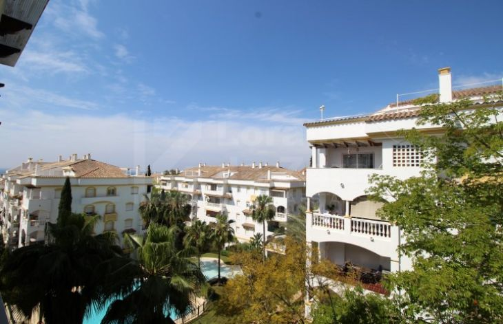 Beautiful duplex penthouse on the Golden Mile of Marbella