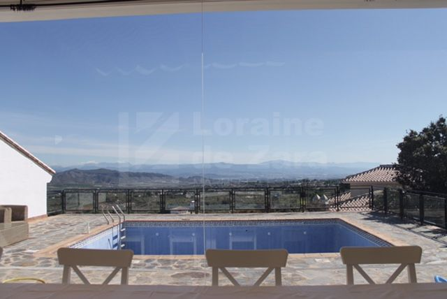Magnificent villa with views in Alhaurín El Grande
