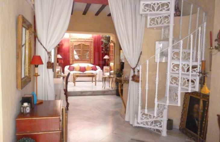 Charming house in the Old Town of Marbella