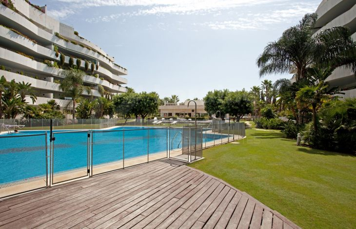 Marbella wonderful penthouse close to Puerto Banús