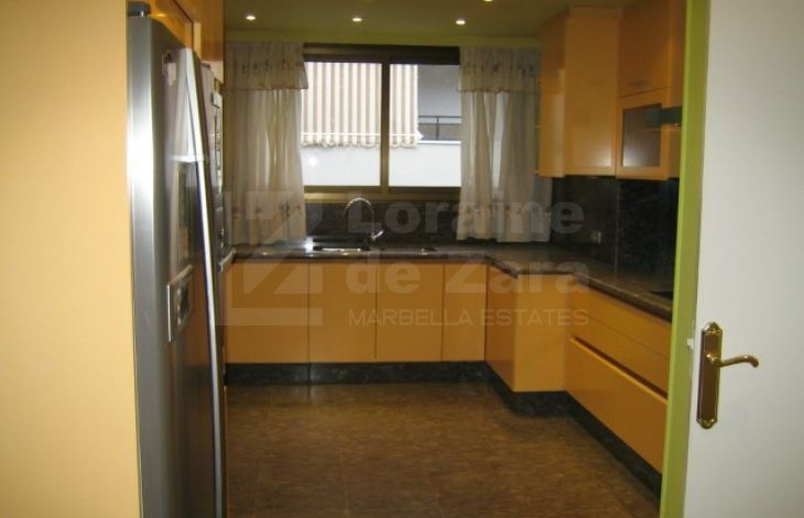 Spacious apartment close to the promenade