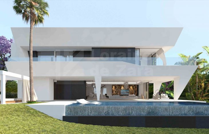 Development of villas made to order in Estepona