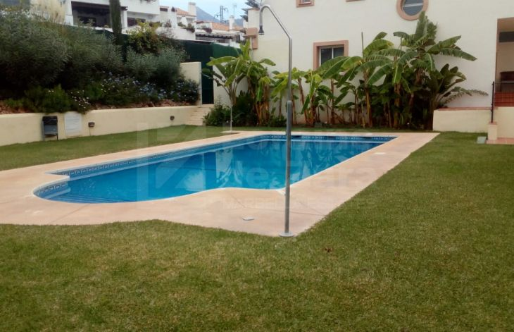 Great townhouse with three floors in Lindasol, Marbella