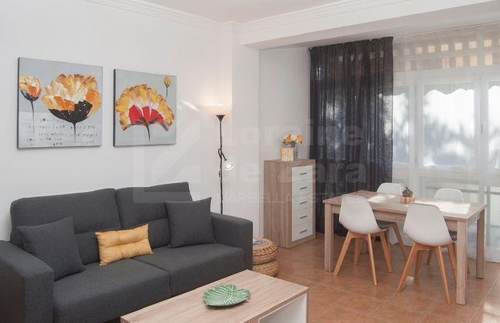 Renovated apartment in the center of Marbella
