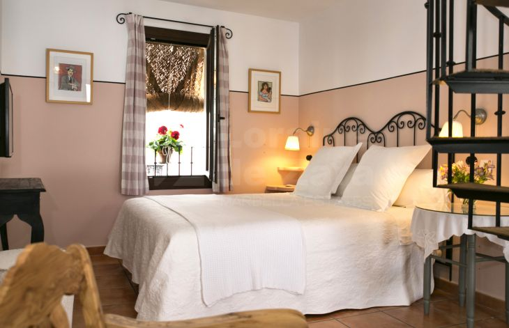 Wonderful palace house transformed into a hotel in the Old Town of Marbella