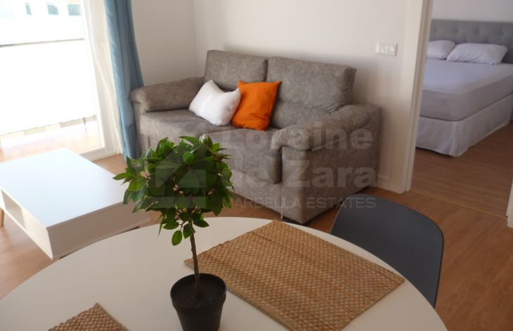 Splendid renovated 2 bedroom apartment in Marbella center