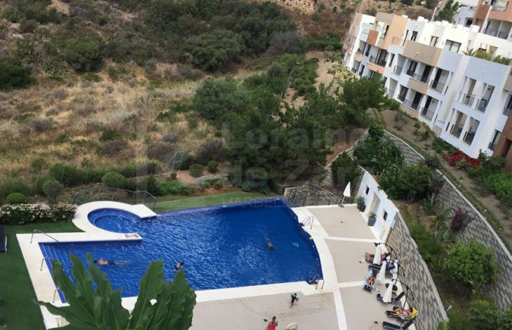 Great two bedrooms apartment in Los Altos de los Monteros de Marbella