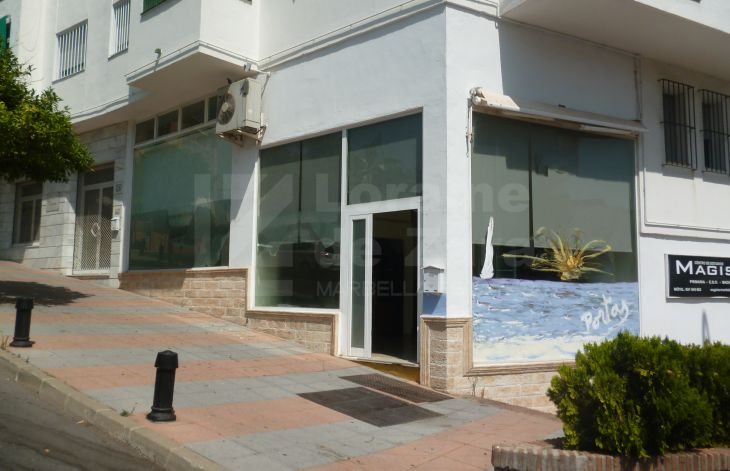 Commercial premises in the center of Marbella