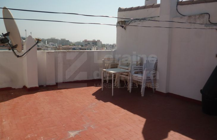 Three bedroom apartment in the Old Town of Marbella