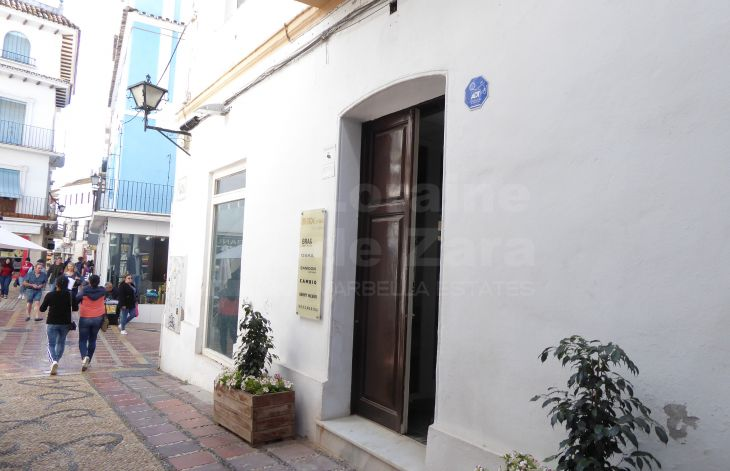 Commercial premises in the old town of Marbella